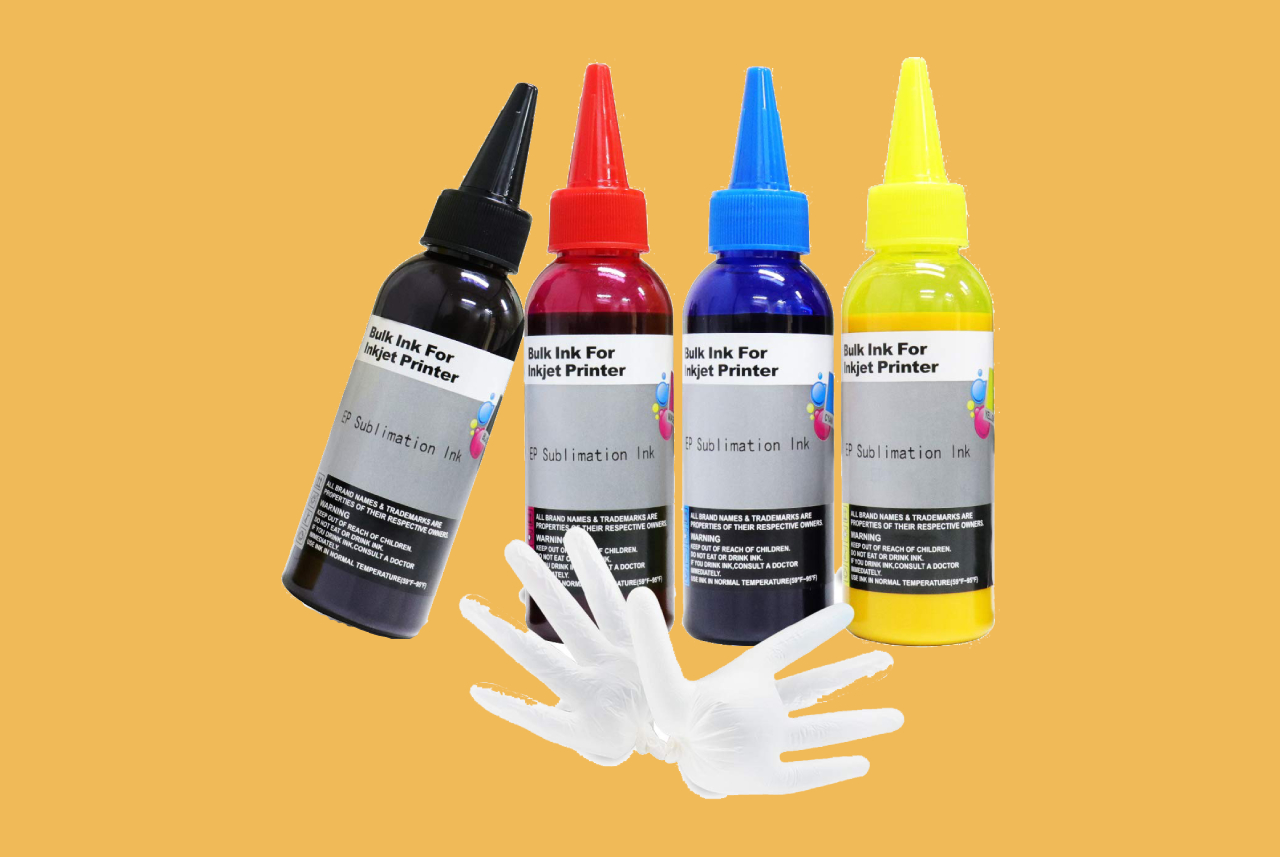 400ml Sublimation Ink for Epson Inkjet Printers